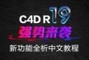C4DR19新功能全析中文教程