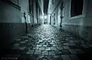 布达佩斯的夜晚