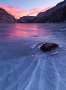 优胜美地国家公园泰纳亚湖