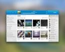 音乐应用界面设计PSD素材