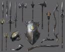 《激战2》武器原画03