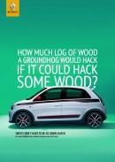 Renault Twingo广告01