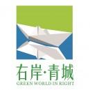 低面河岸风景logo
