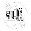 黑色手部线条简约logo