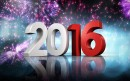 立体字2016