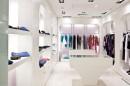 时装店内服装展示 (2)