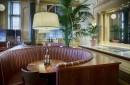 欧式风咖啡馆内部场景