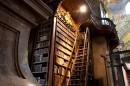 欧式风格的图书馆