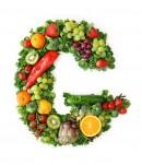 绿色水果英文字母G