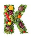 绿色水果英文字母K