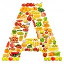 黄色水果英文字母A