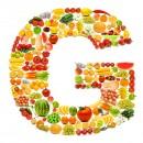 黄色水果英文字母G