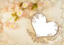 浪漫花纹背景
