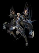 暗精灵男弓手