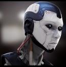 仿生机器人头1