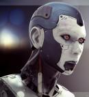 仿生机器人头2