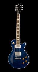 宝蓝色电吉他