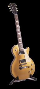 淡黄色电吉他