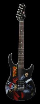 雷神电吉他