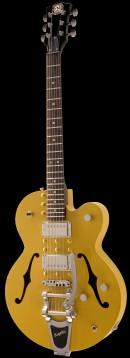 黄色电吉他