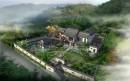 园林建筑效果图