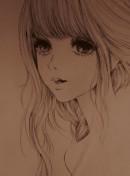 动漫美女壁纸 (33)
