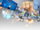 网络与科技商务人士
