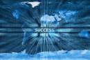 success数字科技背景