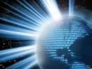 地球数字科技背景