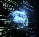 数字地球科技背景