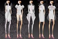 CorelDRAW、PS在服装设计领域的应用