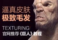 逼真写实角色《巨人》之极致皮肤毛发进阶宝典【正版|中字|2K|Arnold】