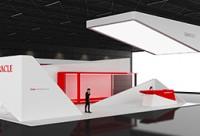 3dsMax+Vray展厅设计快速渲染表现