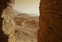C4D现实场景体验《火星地形》制作展示教学