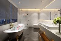 室内渲染《光与影的艺术-浴室》室内场景渲染教学
