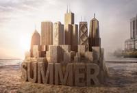 C4D 探索写实场景《沙漠城市》【案例实操】
