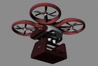 Rhino《無人機》產品造型設計全流程建模教學