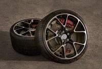 keyshot+PS轮胎污渍效果表达教学