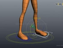 3dsMax角色绑定展示