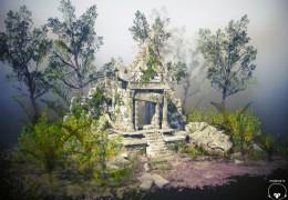 遗忘的神庙