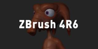 ZBrush 4R6基础入门教程(中文字幕)