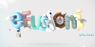 C4D《蒸汽氣球字體》的建模及keyshot渲染器渲染講解
