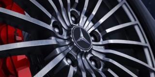产品视觉渲染《汽车轮胎》材质表现与后期修图