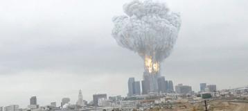 Nuke合成核爆炸效果