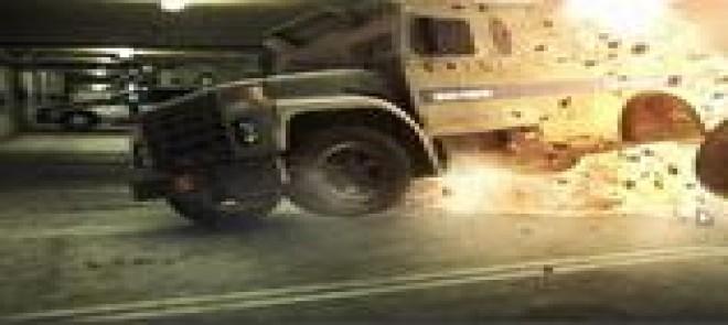 AK系列 第131期 卡车爆炸三维合成