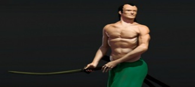 ZBrush人体雕刻教程