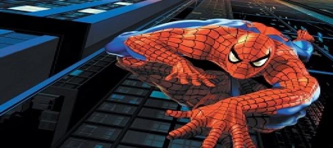 Zbrush蜘蛛侠高精度模型