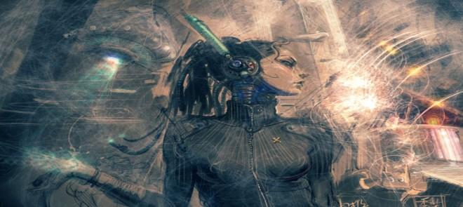 季诺-绘画中形体的空间概念