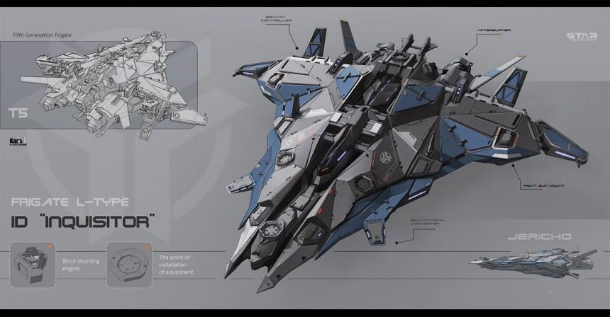 科幻机械设计114