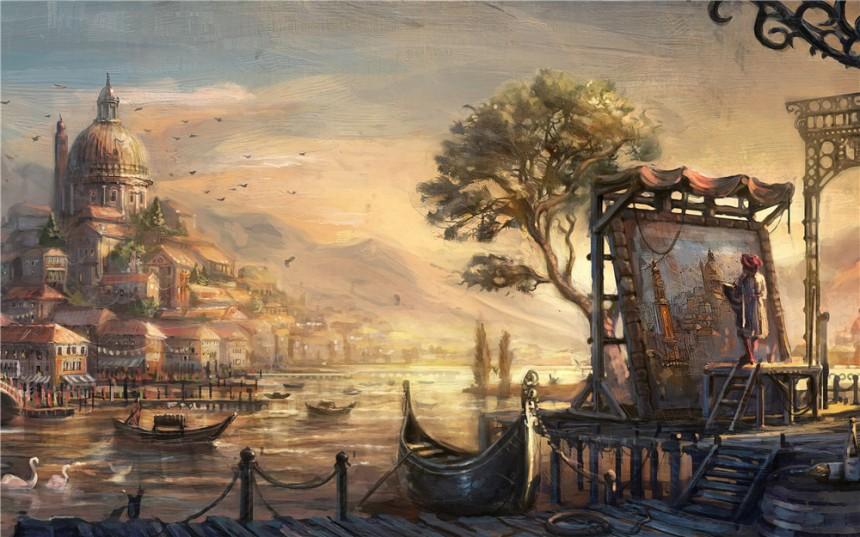 风景背景图 (64)